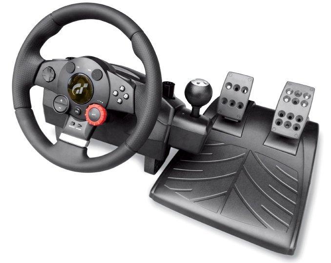 List of Logitech Racing Wheels compatible games